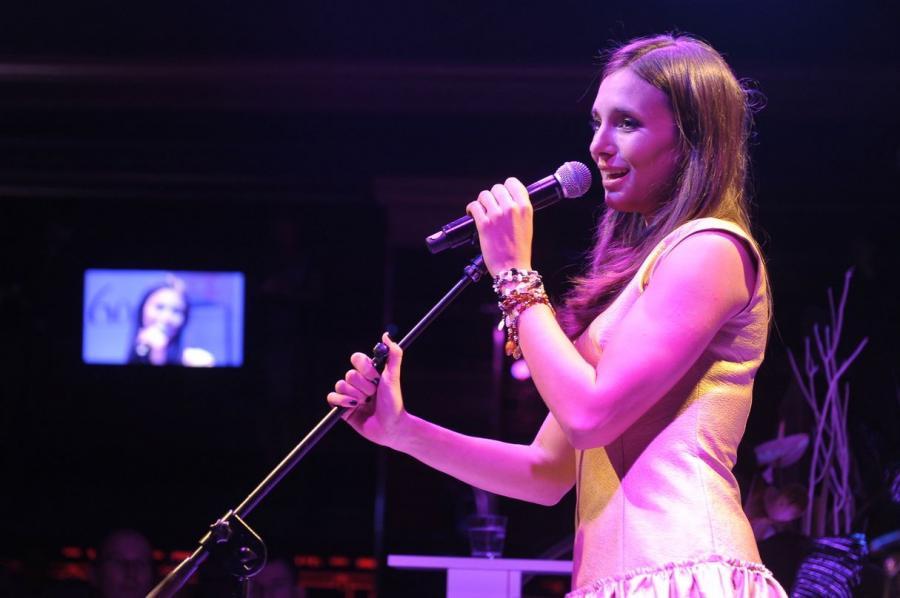 Ania śpiewa