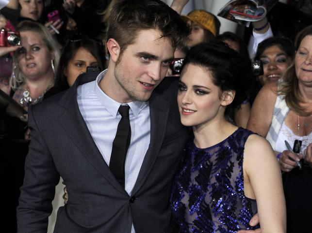 Kristen Stewart i Robert Pattinson