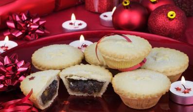 Mince pie - tradycyjny brytyjski przysmak świąteczny