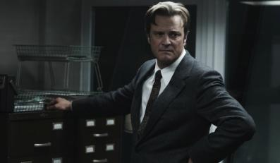 "Colin Firth w dramacie ""Szpieg"""