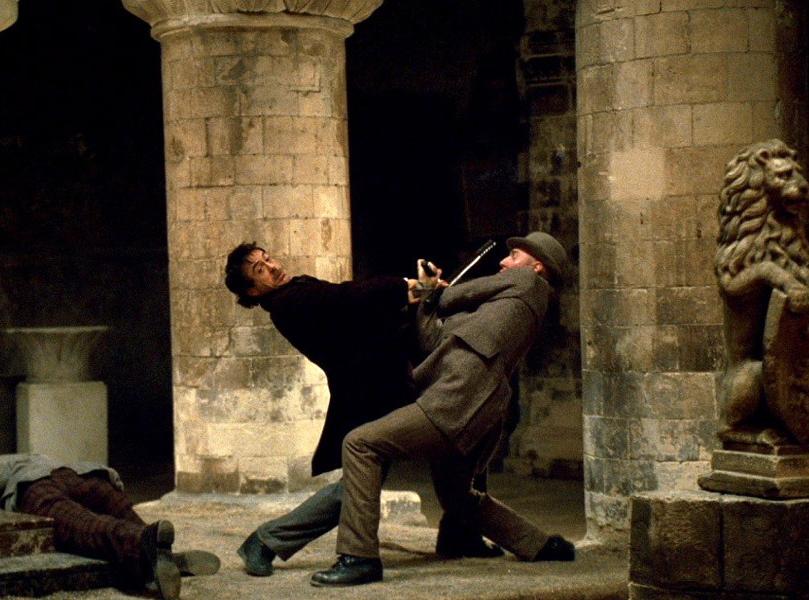 """Robert Downey Jr. jako """"Sherlock Holmes"""""""