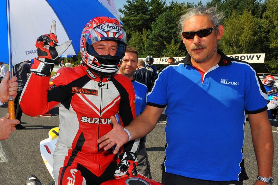 Suzuki GSX-R 600 Cup - Marcin Sikora