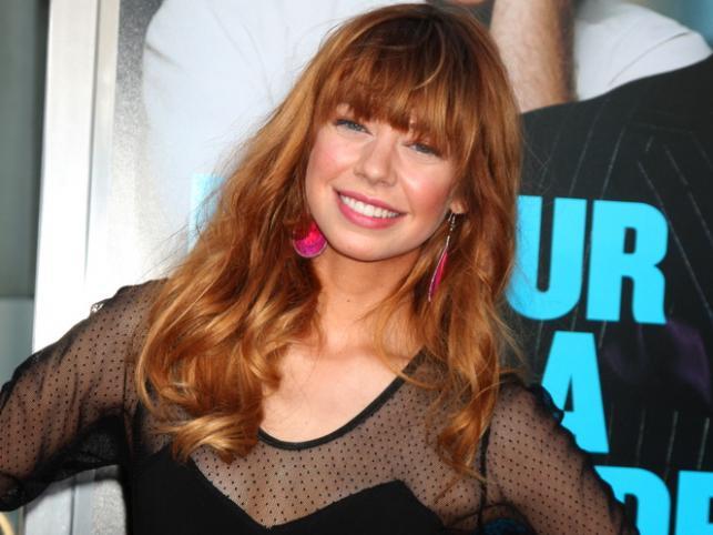 """8. Analeigh Tipton –Gwiazda America's Next Top Model, która zagrała w komedii """"Kocha, lubi, szanuje"""""""