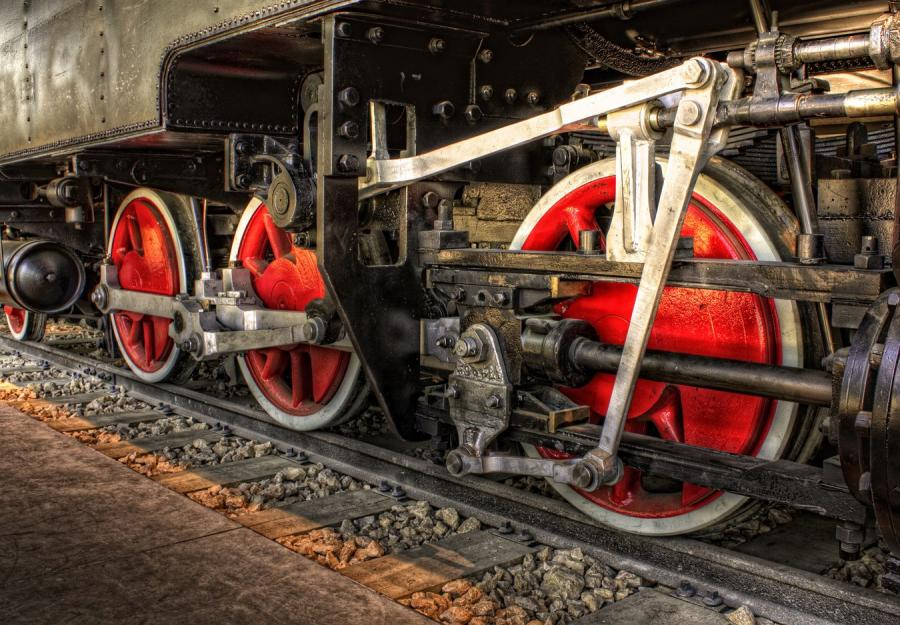 Konkurs na kolejowe historie