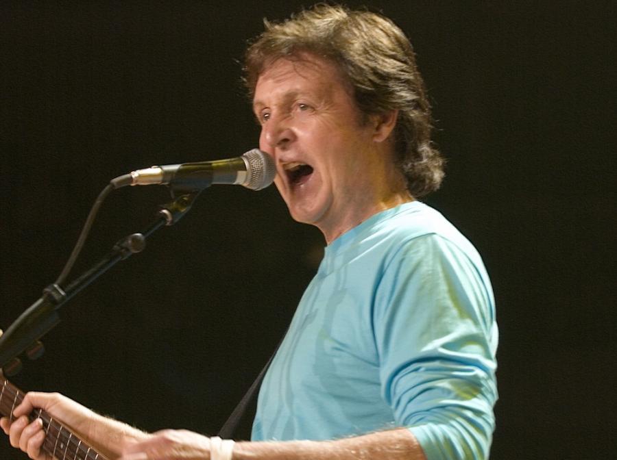 Paul McCartney zagra na Olimpiadzie?