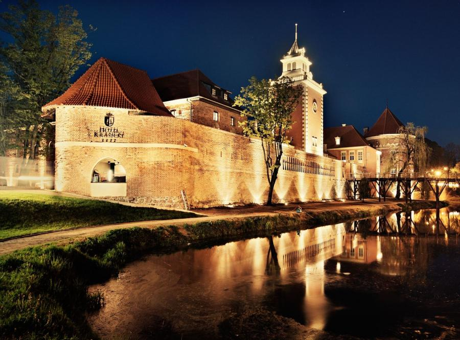 Hotel z Lidzbarka zwycięzcą prestiżowego konkursu