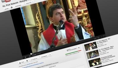 Ksiądz Piotr Natanek ma problem. Episkopat wydał specjalny list