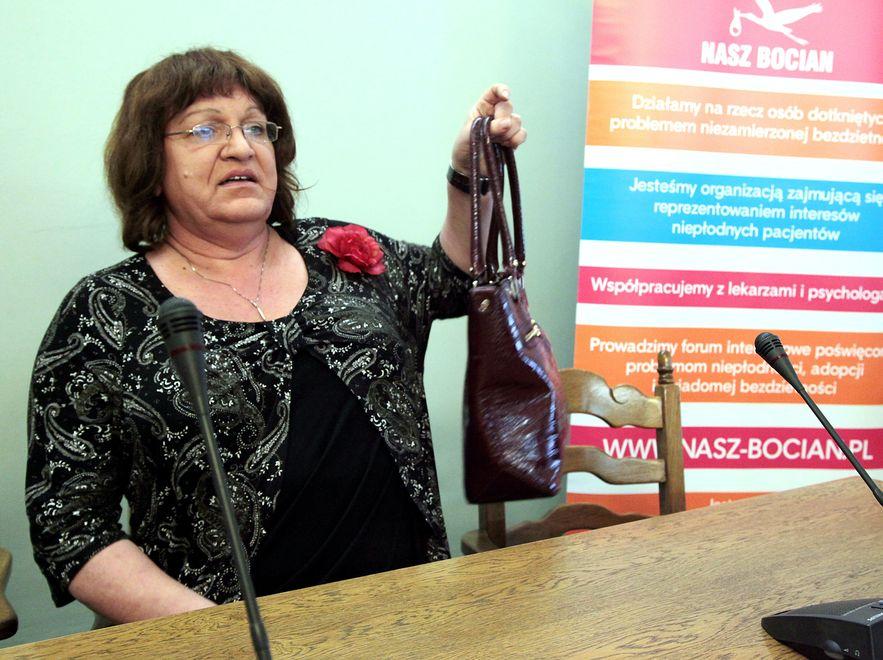 Anna Grodzka zasiądzie w prezydium Parlamentarnej Grupy Kobiet