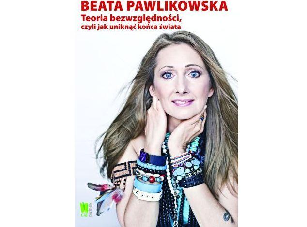 Okładka książki Beaty Pawlikowskiej \