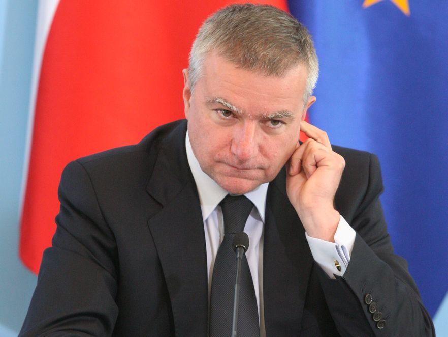Paweł Graś oddaje się do dyspozycji premiera po aferze z fałszywymi podpisami