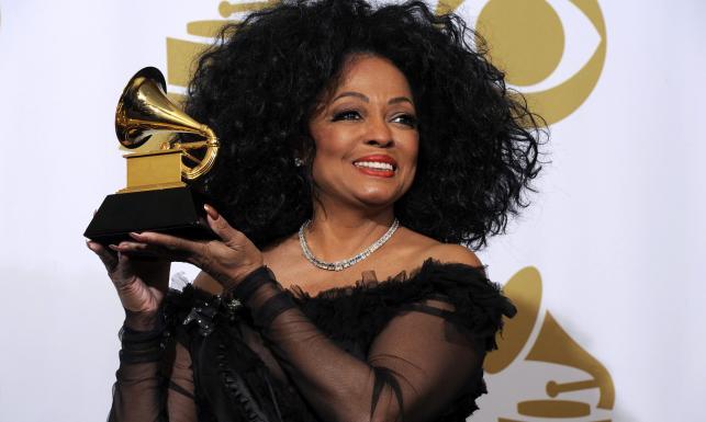 Diana Ross z nagrodą specjalną