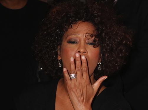 Kevin Costner próbował ratować Whitney Houston od uzależnień