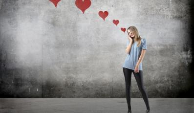Wyznanie miłości kobiecie