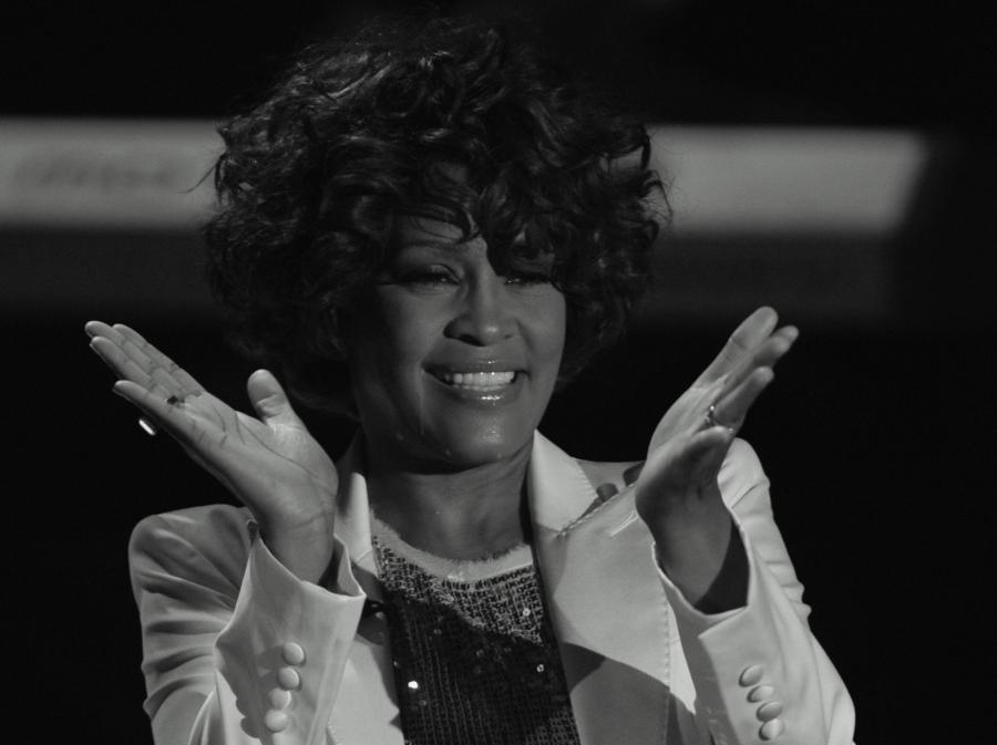 Whitney Houston wróciła do domu