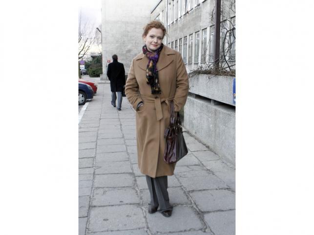 Daria Widawska w 2008 roku