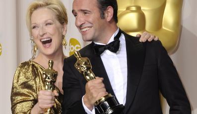 Najlepsza aktorka Meryl Streep i najlepszy aktor w roli głównej –Jean Dujardin