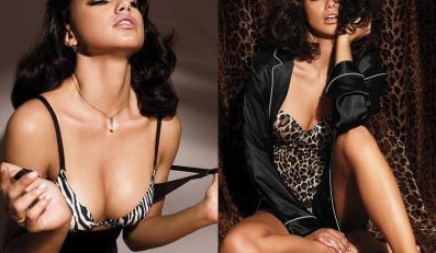 Adriana Lima w nowej kolekcji bielizny Victoria's Secret