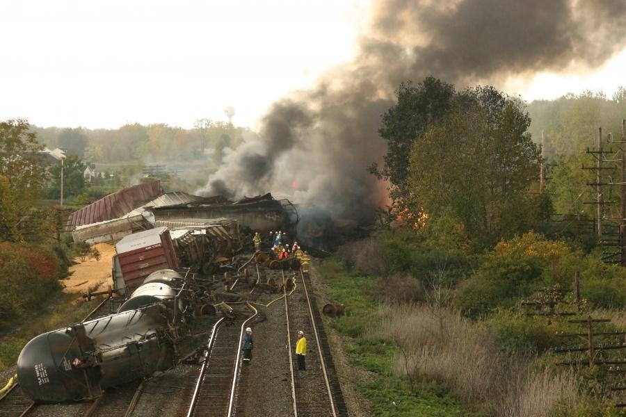 Największe katastrofy kolejowe na świecie. Zobacz zestawienie