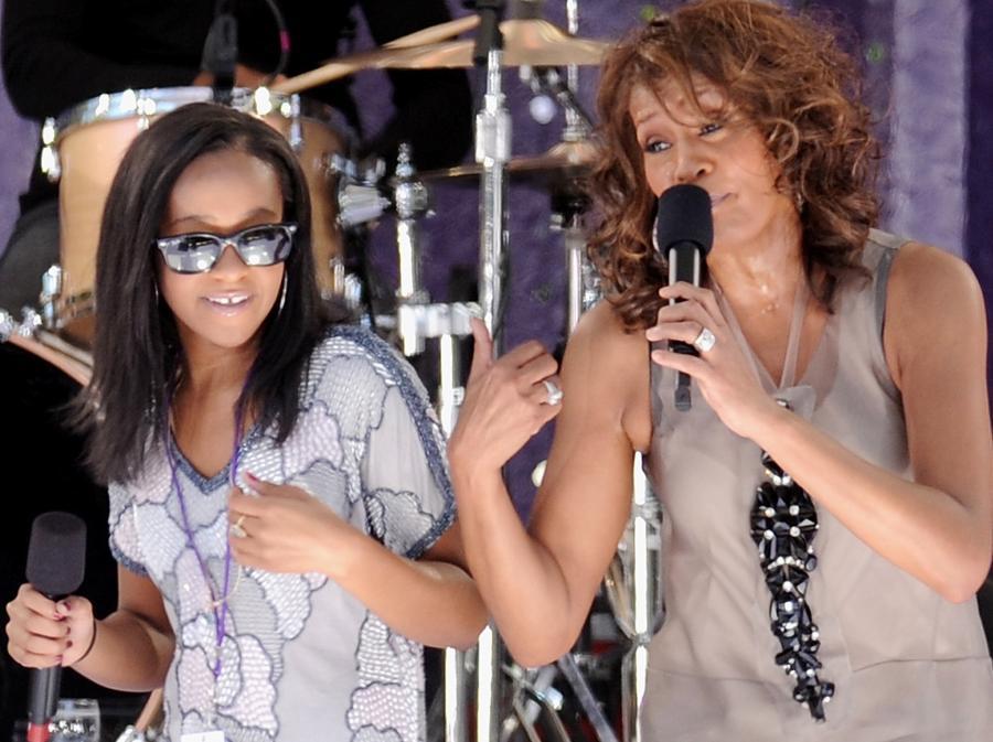 Bobbi Kristina będzie gościem Oprah Winfrey