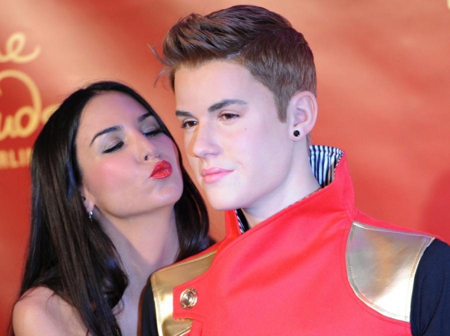 Justin Bieber z wosku. Do całowania w berlińskim muzem