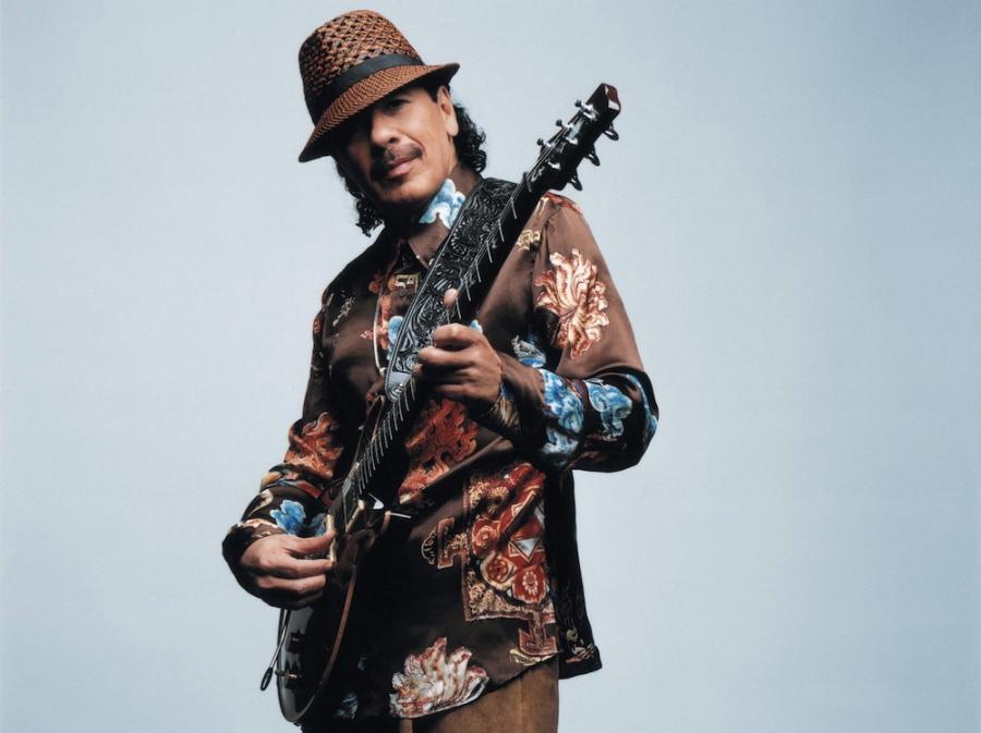 Carlos Santana – człowiek melodia