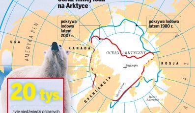 Zaleje nas Morze Arktyczne?