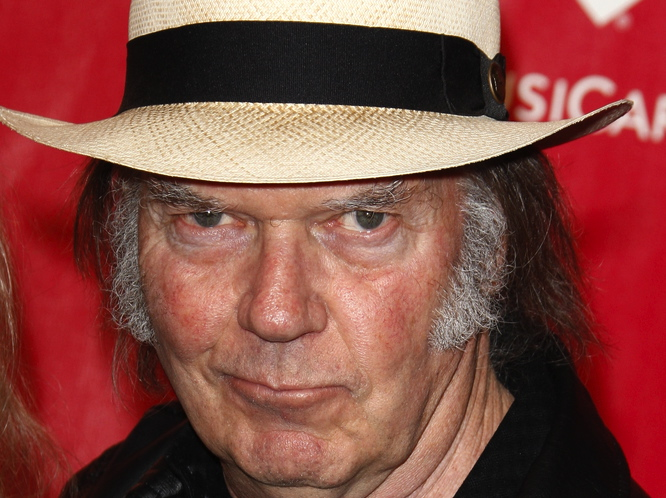 Neil Young chce rewolucji