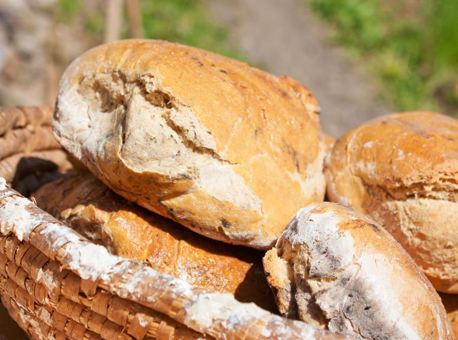 Chleb wypiekany tradycyjnymi metodami jest bardzo zdrowy