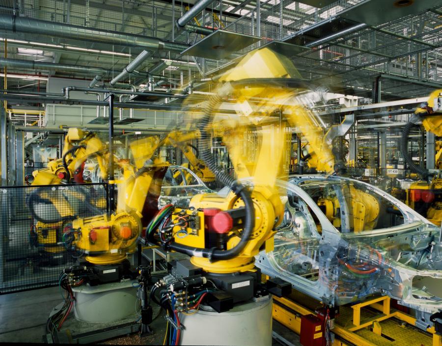 Linia montażowa samochodów