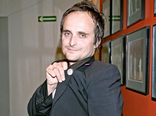 Artur Rojek na festiwalu Top Trendy 2007 w Sopocie