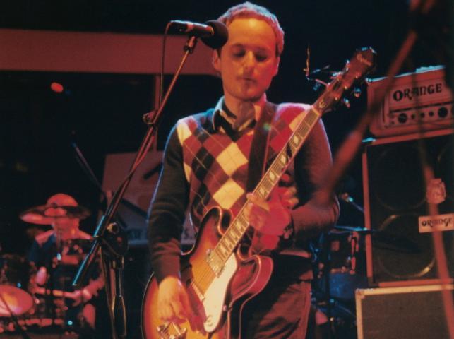 Myslovitz podczas koncertu z okazji 1000. wydania Listy Przebojów Programu 3 w roku 2001