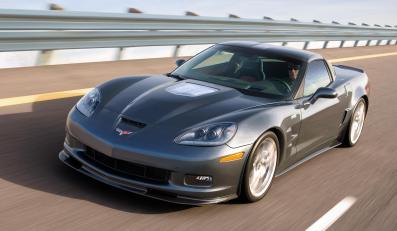 ZR1 to najszybsza Corvette
