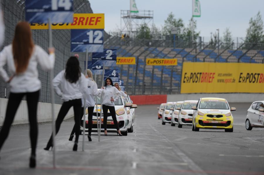 Kia Lotos Race