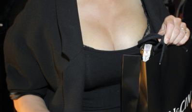 Imponujące piersi Sylwii Gliwy