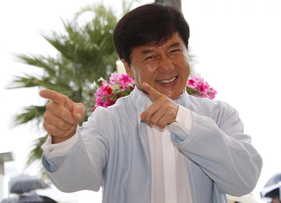 Jackie Chan w Cannes promował swój nowy film \