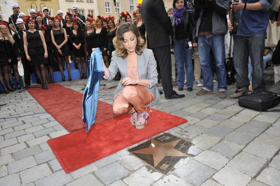 Natalia Kukulska odsłoniła gwiazdę Anny Jantar