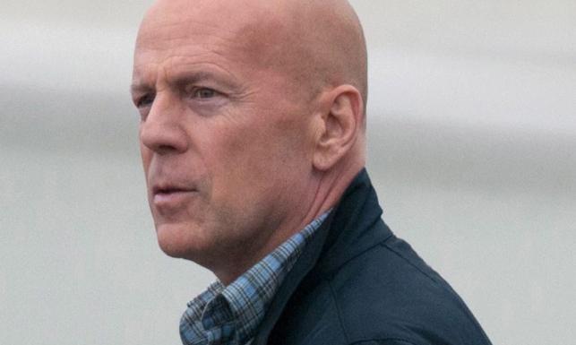 Bruce Willis podglądany na planie nowej \