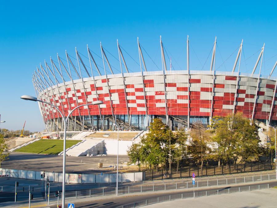 Stadion Narodowy - zdjęcie ilustracyjne
