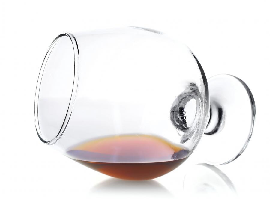 kieliszek brandy