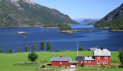 Norweski fiord