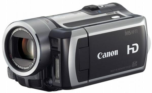Canon odświeża kamery, poprawia jakość