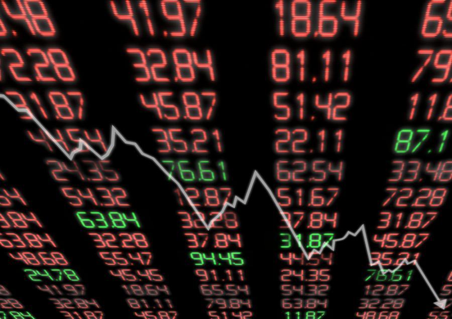 Spadające indeksy gospodarcze