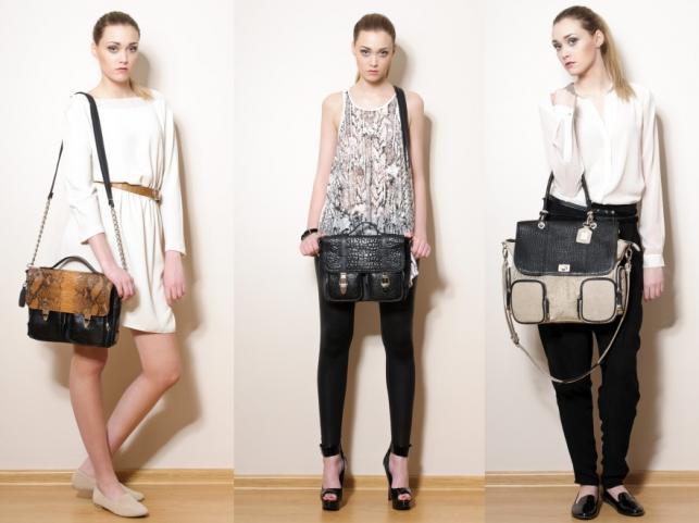 Stylizacje z torebką w roli głównej - propozycje marki me&BAGS