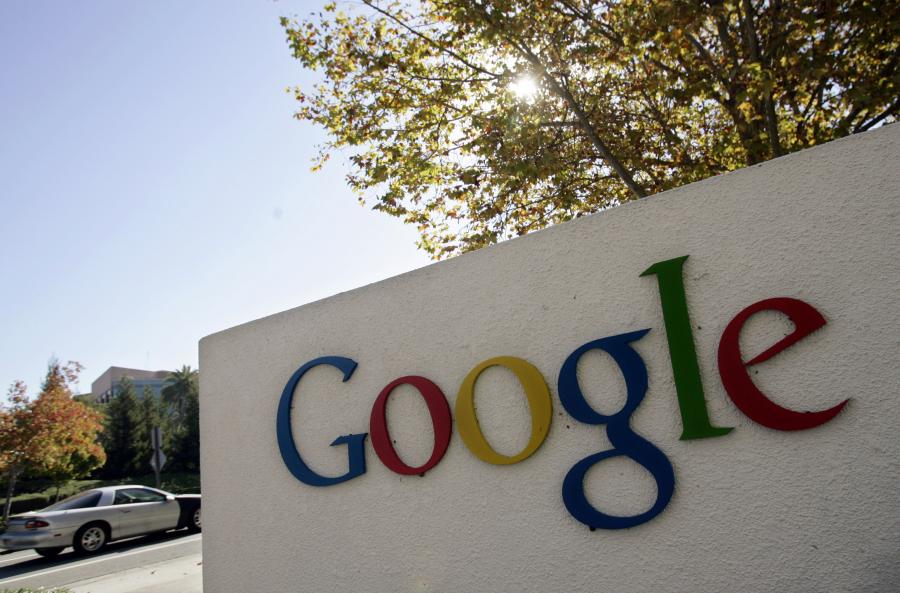 Siedzba Google w Mountain View w Kalifornii