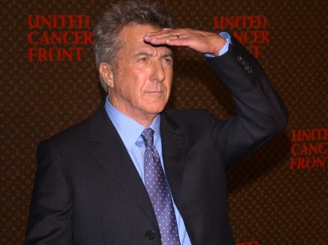 Oscarowa awantura: Dustin Hoffman