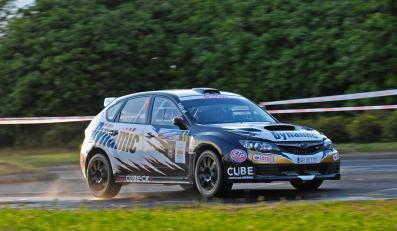 Kajetan Kajetanowicz (Subaru Impreza RT)