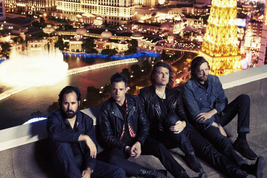 Najlepszy wykonawca rockowy: The Killers
