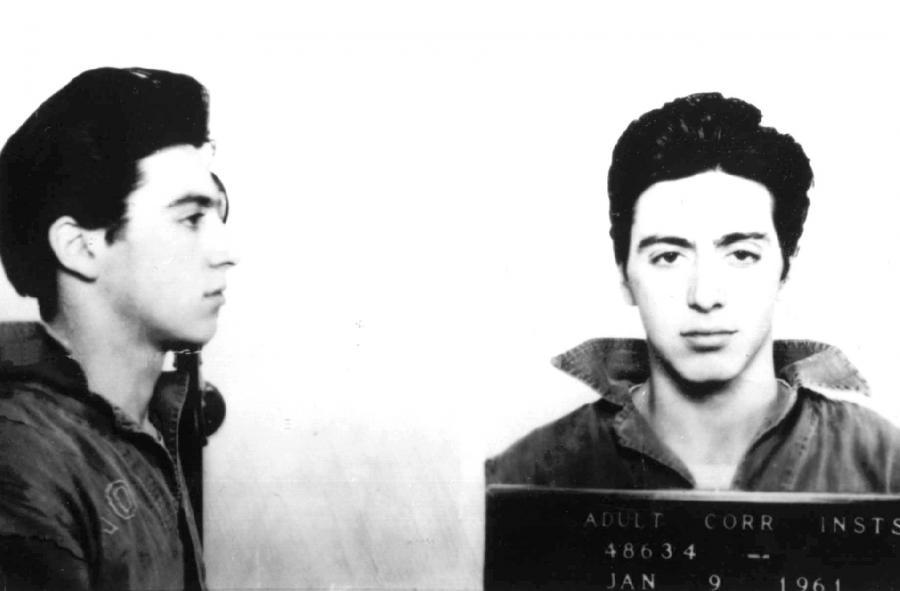 Gwiazdy w kartotekach policyjnych - Al Pacino