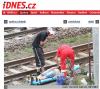 Katastrofa polskiego pociągu w Czechach