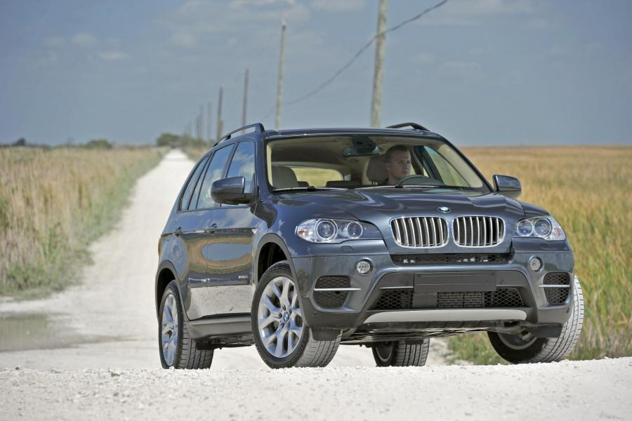BMW X5 - zdjęcie ilustracyjne